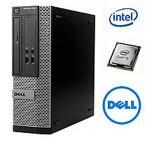 Системный блок Dell Optiplex 390 SFF-Intel Core-i5-2400-3.1GHz 8Gb-DDR3 HDD-500Gb DVD-RW