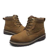 Мужские зимние ботинки. Модель 18161, фото 4