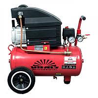 Компрессор воздушный Vitals Professional GK25.t47-8a (1,5 кВт, 173 л/мин, 25 л)