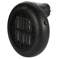 Портативний тепловентилятор Wonder Heater 900W Чорний 210019, КОД: 1251438