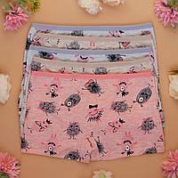 Трусы детские шортики Nicoletta для девочки  (возраст: 10-11 лет) | 5 шт.