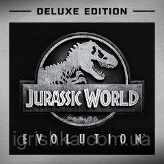 Jurassic World Evolution Deluxe Edition Ps4 (Цифровой аккаунт для PlayStation 4) П3