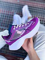 Женские летние кроссовки Nike Vista Lite purple в стиле Найк Виста