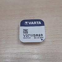 Батарейка VARTA Silver Oxide V371