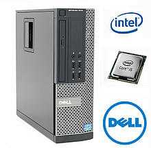 Системный блок Dell Optiplex 7010 SFF-Intel Core-i5-3570-3.4GHz 8Gb-DDR3 HDD-500Gb DVD-RW