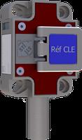 Ригельний замок NX0P для використання у системах обмеження доступу.