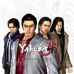 Yakuza 4 Remastered Ps4 (Цифровий аккаунт для PlayStation 4) П3