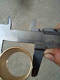 Втулка латунная (бронзовая) оригинального вязального аппарата Sipma . Размеры на фото., фото 3