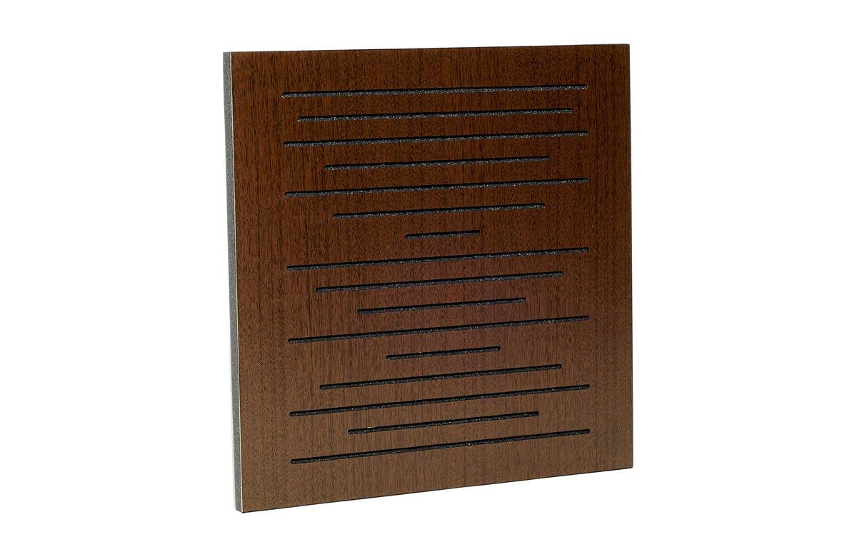 Акустическая панель Ecosound EcoPulse brown 50х50 см 73мм Коричневый