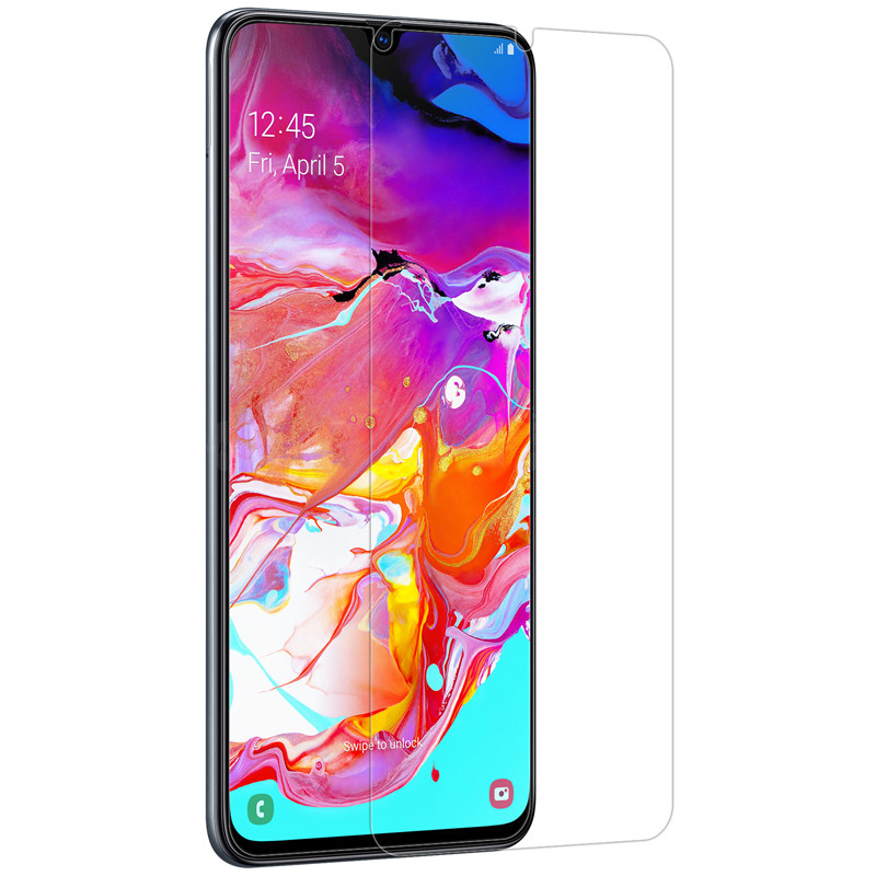 Nillkin Samsung A7050 Galaxy A70 Amazing  H Nanometer Anti-Explosion Tempered Glass Screen Protector