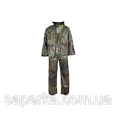 Дощовик костюм (комплект). Флектарн. MFH Німеччина 08301V