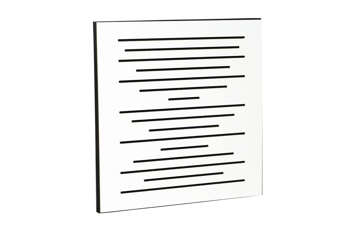 Акустическая панель Ecosound EcoPulse white 50х50 см 73мм Белый