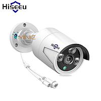 Уличная камера видеонаблюдения Hiseeu NVR, ONVIF HB624 4MP 1920x1080p, фото 1
