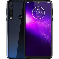 Мобильный телефон Motorola One Macro 4/64GB (XT2016-1) Space Blue