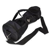 Сумка-чехол черный цвет для переноски, транспортировки гироскутера 8 дюймов, мини-сигвея, гироборда , фото 3