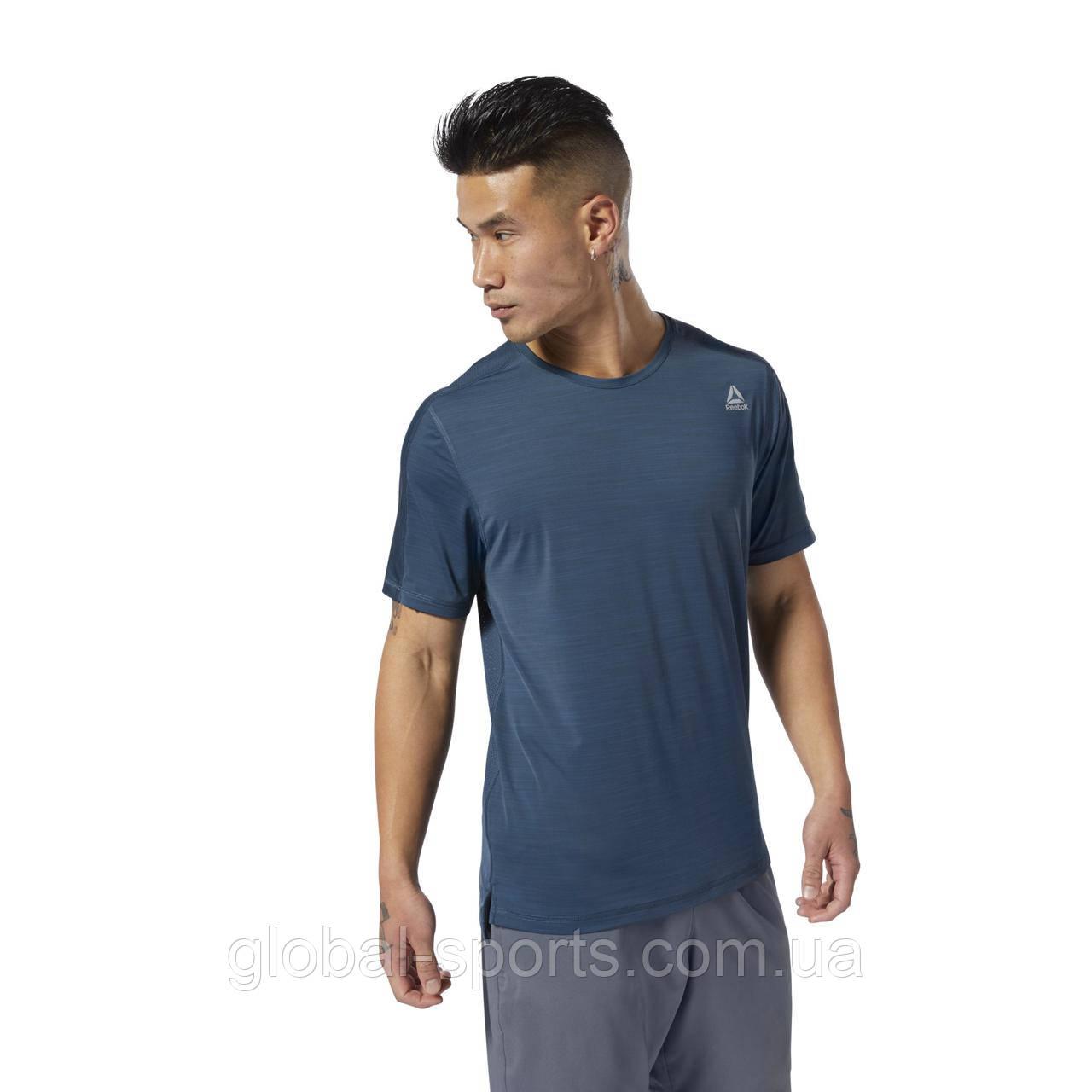 Чоловіча футболка Reebok Ost Activchill Move Tee(Артикул:DX0481)