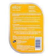 Витамины для волос Ellips  Безупречный шелк  с Про-кератиновым комплексом, 6 капсул x 1 мл, фото 2