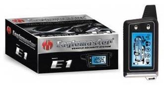 Автосигнализация Eaglemaster E1 с обратной связью