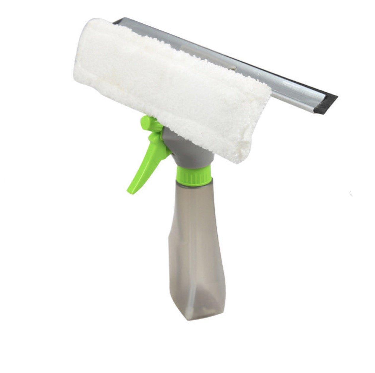 Щетка для мытья окон Easy Glass 3 in 1 Spray Window Cleaner № F08-53