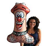 Для девичника 87 см фольгированный шар мистер пи-пи 1835, фото 3