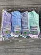 Жіночі шкарпетки стрейчеві Montebello сіточка однотонні 35-40 12 шт в уп мікс кольорів, фото 3
