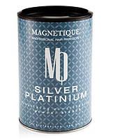 Пудра для осветления волос Magnetique Silver Platinum 500 г