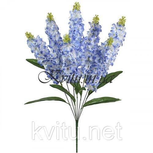 Искусственные цветы букет гиацинты высокие, 67см
