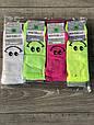 Жіночі носки смайлики шкарпетки стрейчеві Montebello сіточка 35-40 12 шт в уп мікс із 3х кольорів, фото 3