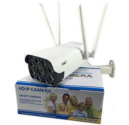Камера уличная Wi-Fi Camera Cad 23D 4 антенны