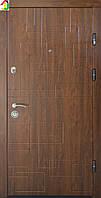 Дверь входная Министерство дверей металл/МДФ ПК-157+Дуб темный двери бронированные, для дома