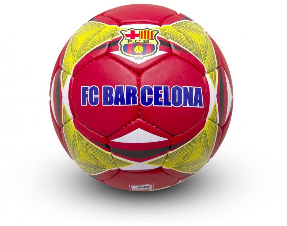 Мяч футбольный клубный Barcelona №5 new