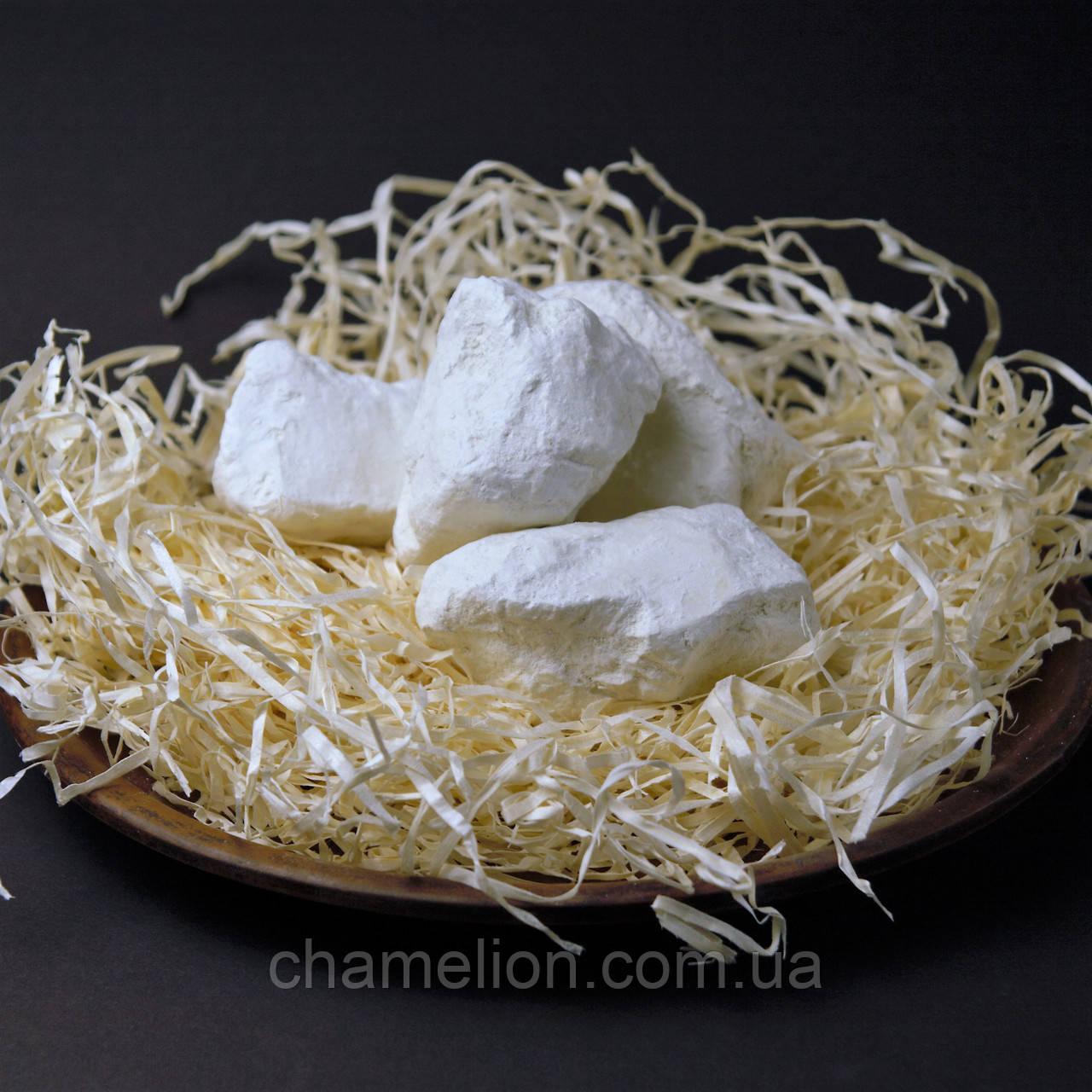 Біла харчова глина 1 кг (Белая пищевая глина 1 кг)