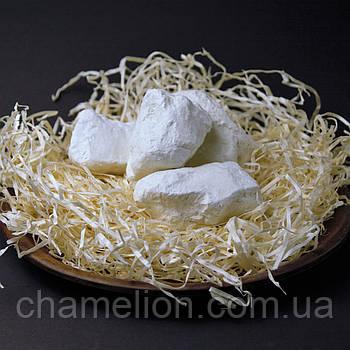Белая пищевая глина