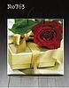 Пакет пласт руч 35*35 Подарочный