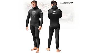Гидрокостюм Omer New master Team (5мм) wetsuit long