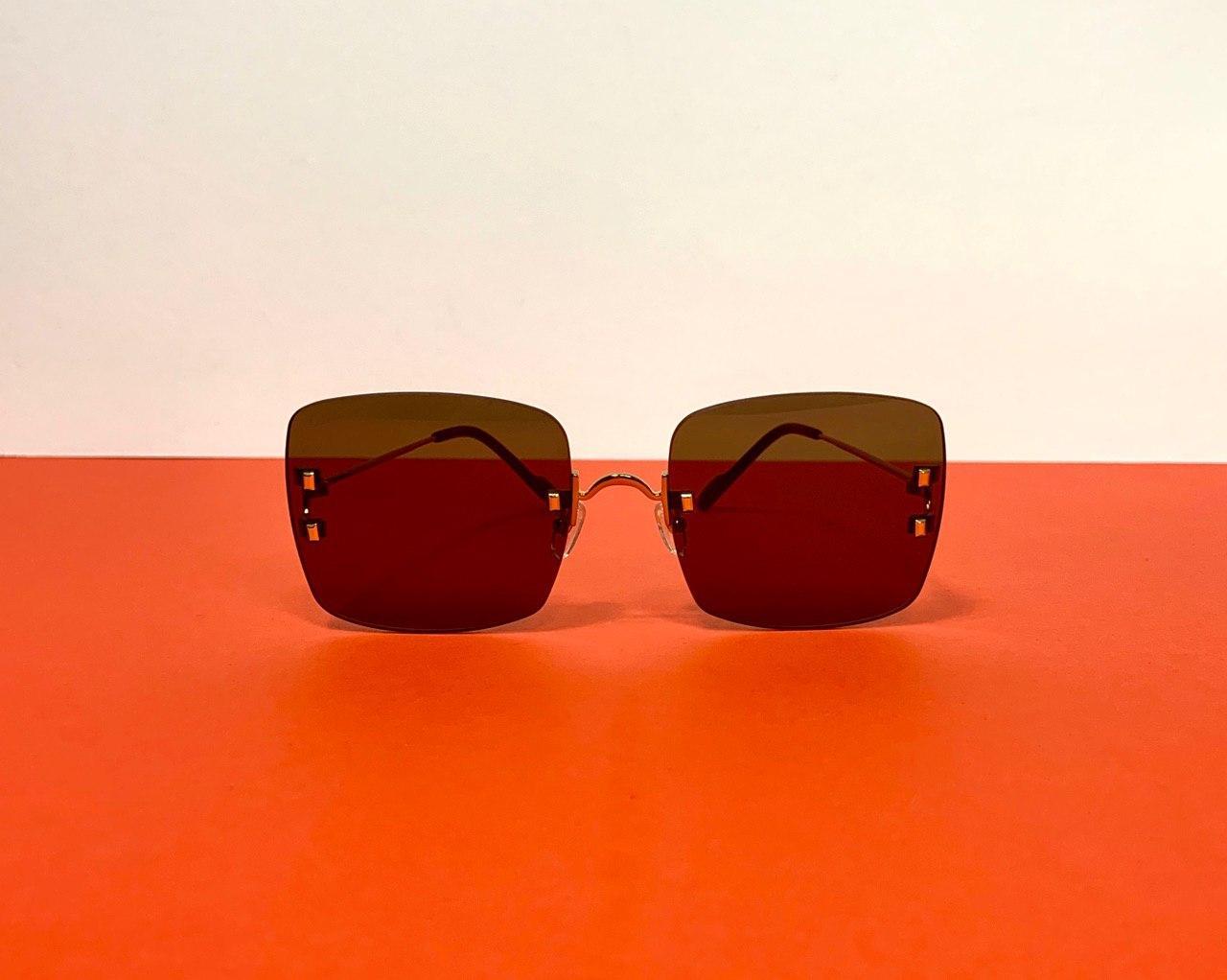 Солнцезащитные очки женские Ferragamo (Феррагамо) арт. 106-06