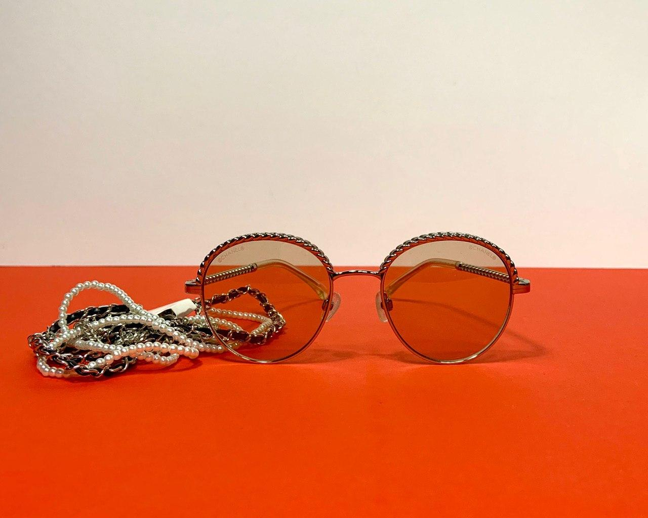 Женские очки C*anel (Шан*ль) арт. 106-07