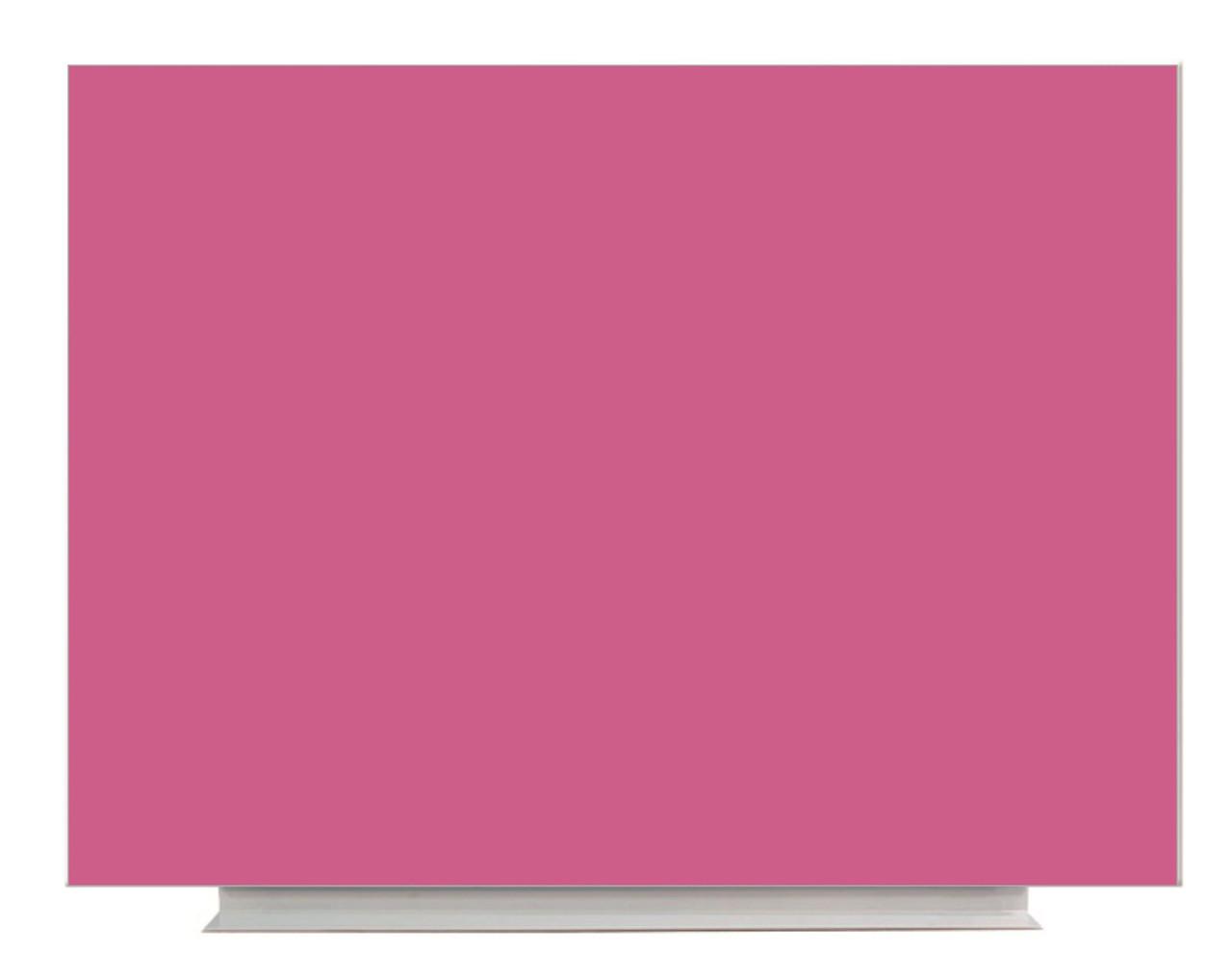 Доска магнитно-маркерная б/р 90x120 Розовый