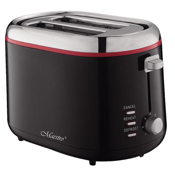 Тостер кухонный 850 Вт MR-705