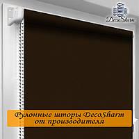 Рулонная штора DecoSharm Блекаут ВО 216 АКРИЛ