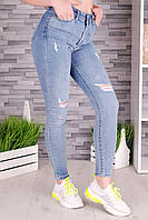 Штаны джинсы женские Questo ПОЛУ БАТАЛ рр 28,29,30,31,32,33