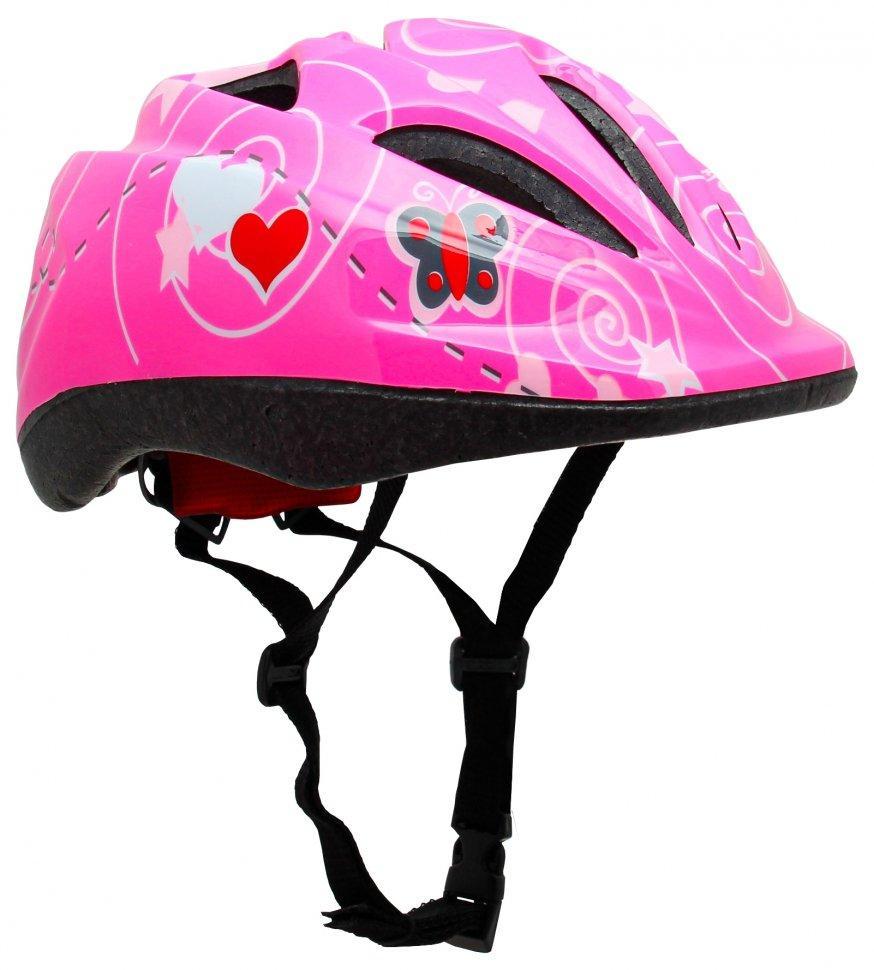 Шлем защитный детский Maraton Discovery Love&Star