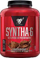 Комплексный протеин BSN Syntha-6 (2.3 кг)  синта 6 бсн шоколад