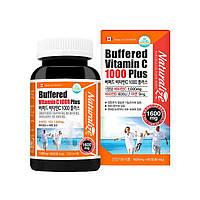 Диетическая добавка Naturalize Buffered Plus Витамин С 1000, 90 таблеток