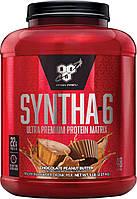 Комплексный протеин BSN Syntha-6 (2.3 кг)  синта 6 бсн шоколад-арахис
