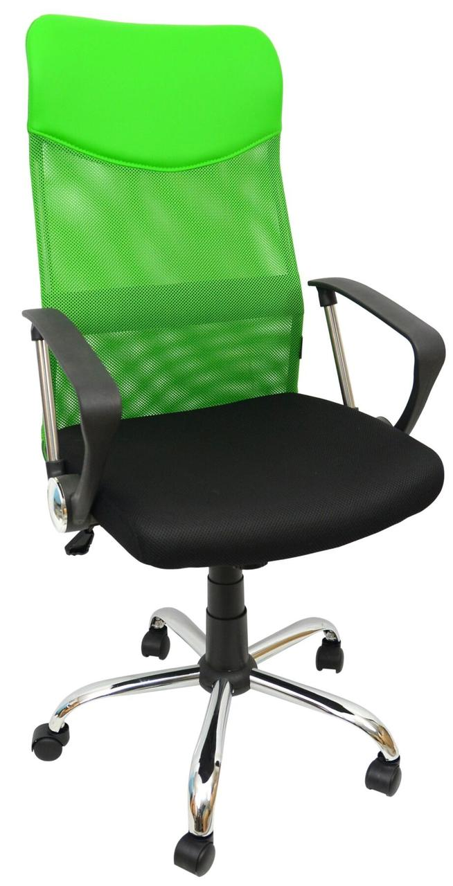 Кресло Bonro Manager Green