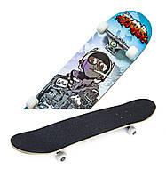 Скейтборд подростковый из дерева HANDS FREE