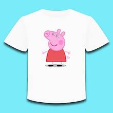 Футболка детская Свинка Пепа