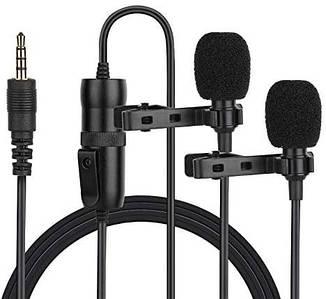 Петличний Мікрофон SuperLav II MovingMic для Iphone/MacBook