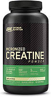 Креатин моногидрат Optimum Nutrition Creatine Powder (300 г) оптимум нутришн